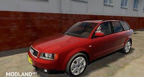 Audi A4 Avant [1.2.5]